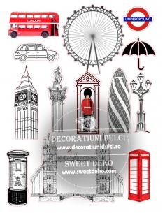 Picture edible traveler London