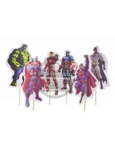 Topper Superheroes (24pcs)