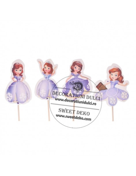 Dcarr muffins Princess Sofia
