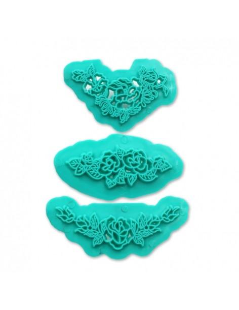 Presses flower (3 pieces)