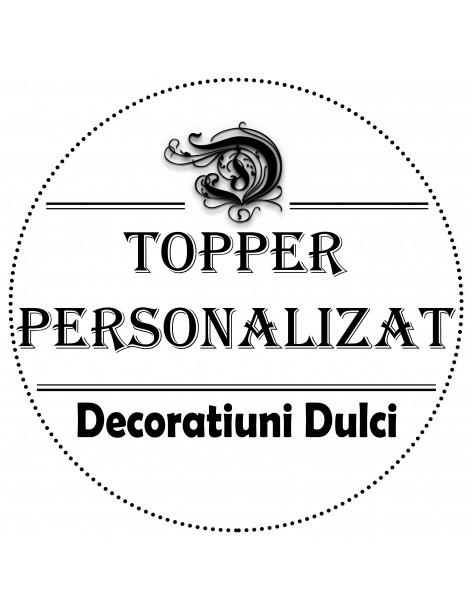 plexiglás Topper...