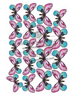 Picture edible butterflies...