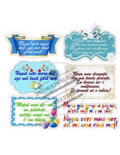 Picture edible labels for...