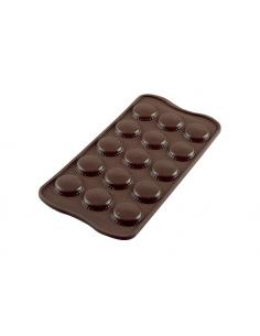 Mold for chocolate, macarons