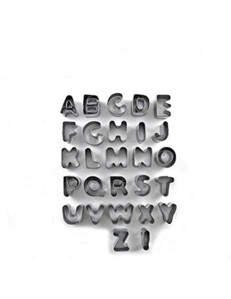 Decupatoare metal letters