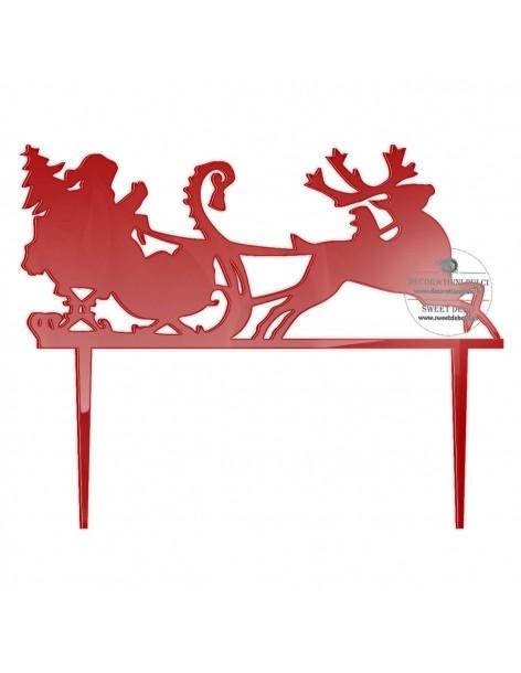 plexiglas Topper di Santa...