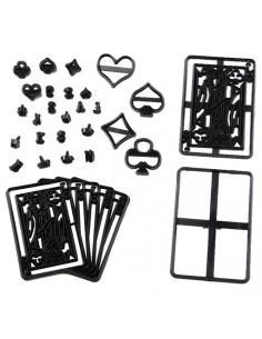Decupatoare playing cards