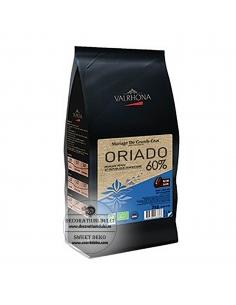 Dark chocolate 60% Valrhona...