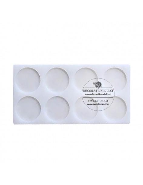 5cm circles chocolate mold...