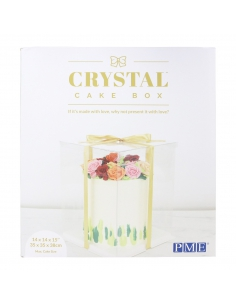 Box for cakes Crystal PME