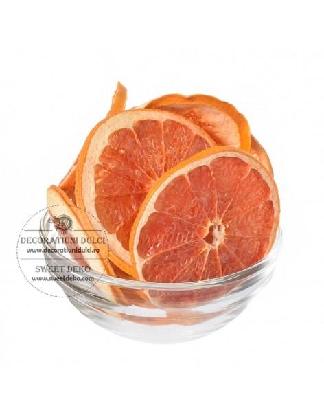 Slices of grapefruit...