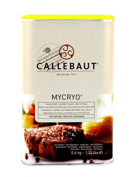 Mycrio cocoa butter, Callebaut