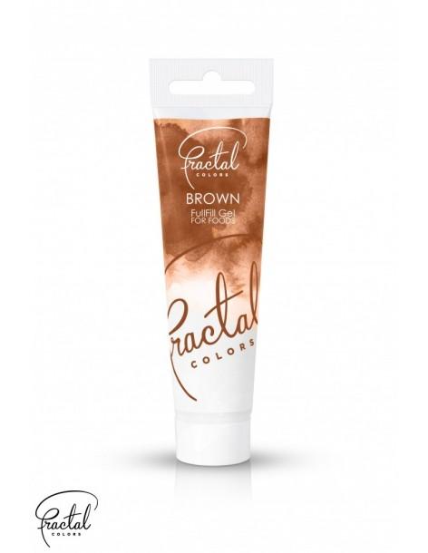 Fractal BROWN FullFill Gel...