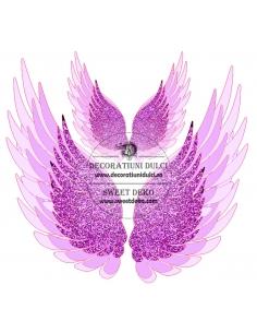 Image edible wings unicorn