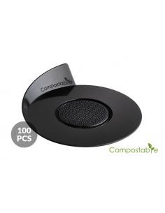 Set100 Compostable Black...