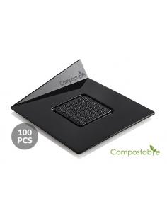 Set 100 Compostable Mini...