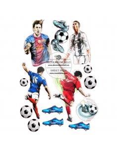 Edible Image Football Players