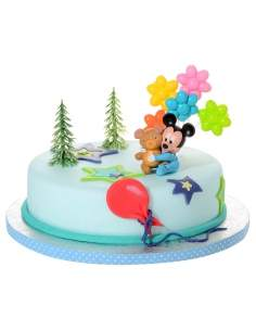 Cake Topper Baby Mickey