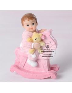 Cake Topper Baby Girl on...