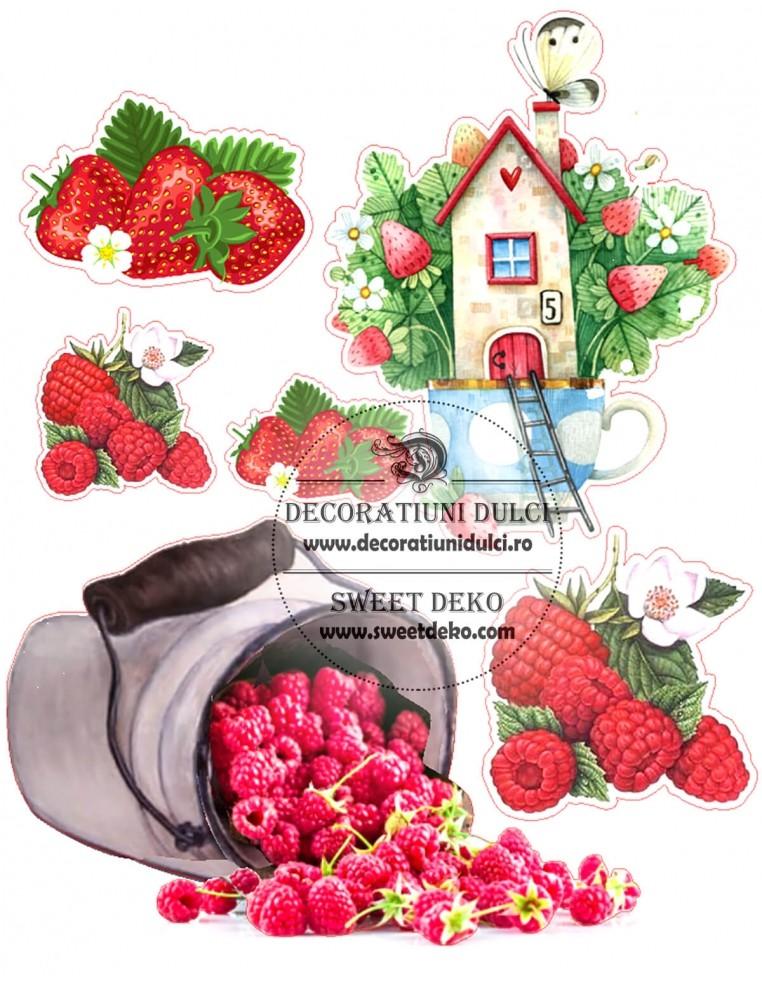 Casuta fructelor Imagine comestibila