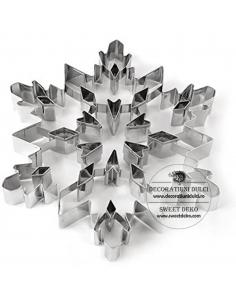 XL flake metal cutouts,