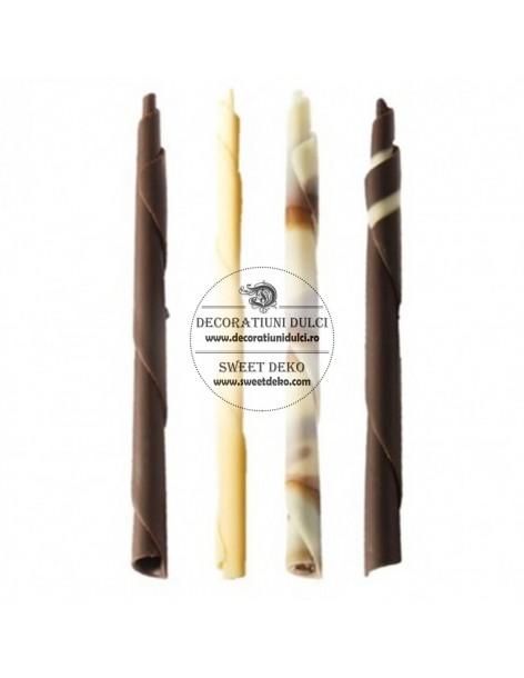 Decor din ciocolata Pencils...