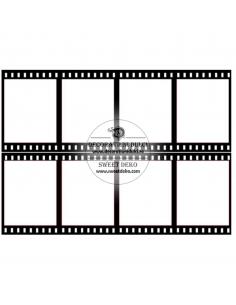 Edible Image Film Roll