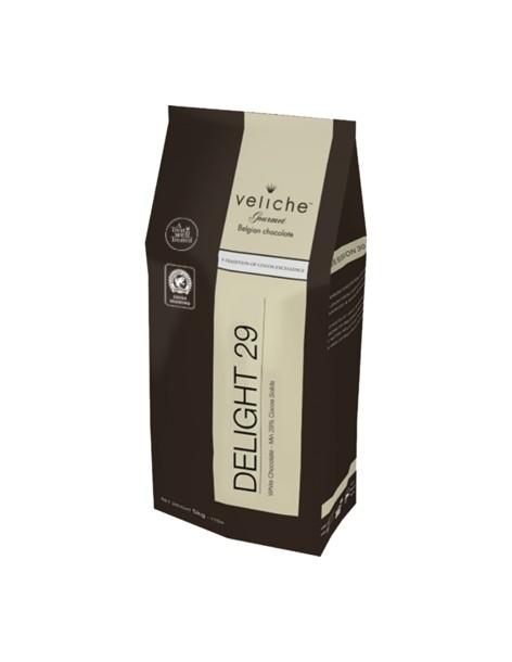 Ciocolata alba Veliche...