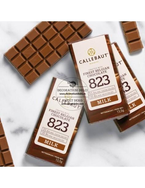Mini tablet milk chocolate,...