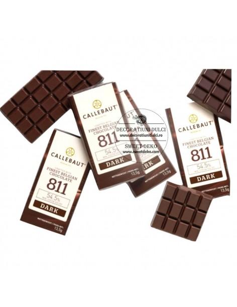 Mini tablet dark chocolate,...