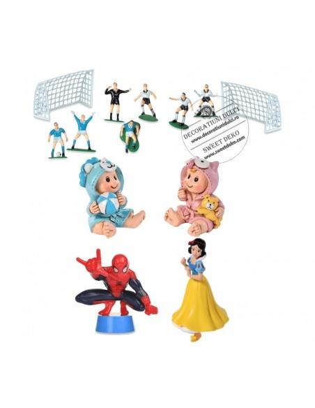 Inedible figurines