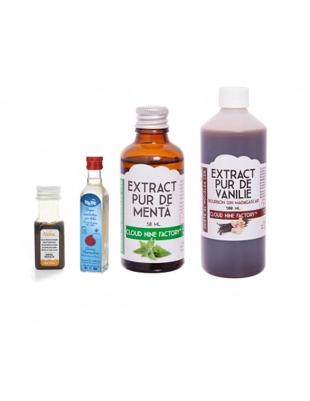 Natural extracts, aromas and essences