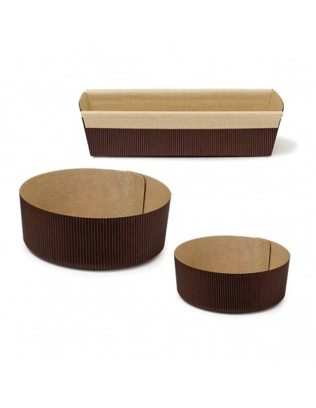 Natural Cellulose Pans
