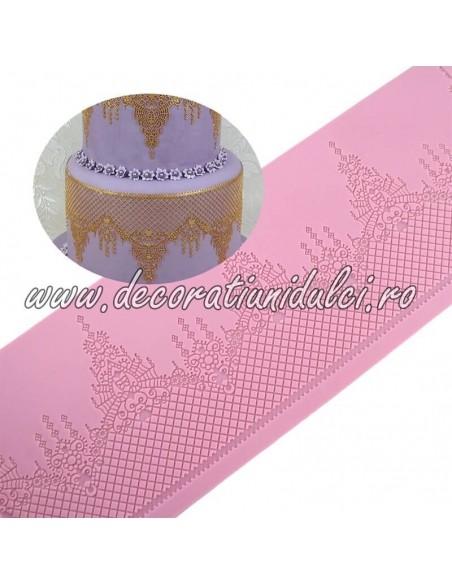 Sugar lace molds