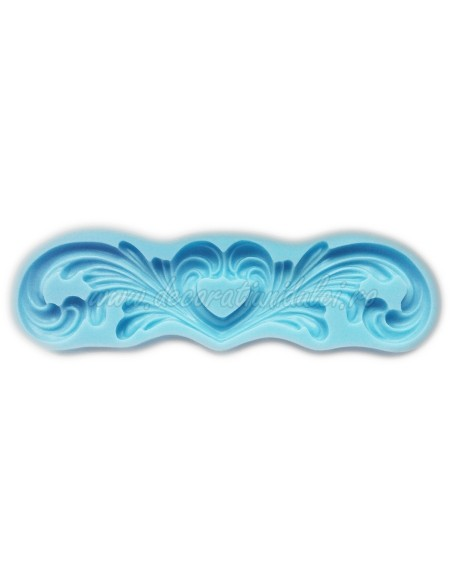 Embroidery molds